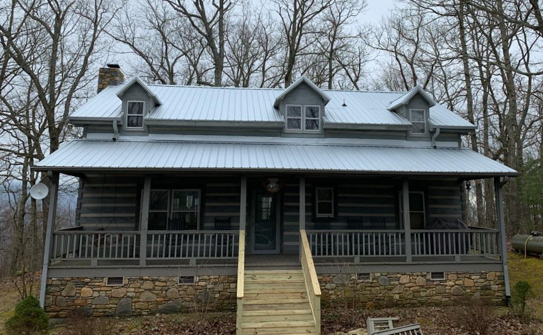 Metal Re Roofs Asheville Roofing Contractor Dlv